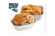 korengoud roomboter mini suikerbrood