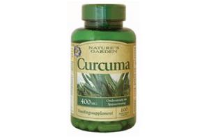 natures garden curcuma 400 mg