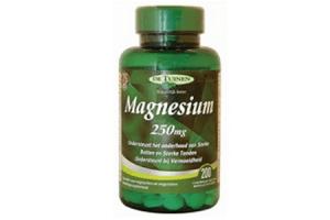de tuinen magnesium 250 mg
