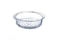 pyrex glazen stoommand 24 cm