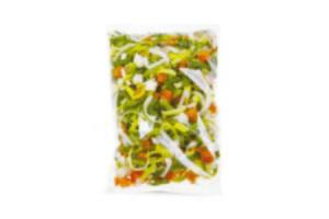 fijngesneden soepgroenten