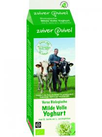 zuiver zuivel milde volle yoghurt