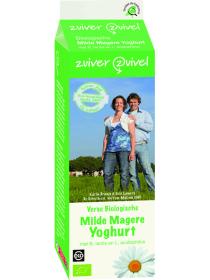 zuiver zuivel milde magere yoghurt