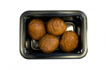 hoogvliet gebraden gehaktballen met ui