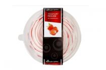 bijzonder lekker yoghurtmousse aardbei