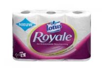 lotus naiys royale toiletpapier