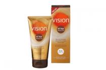 vision natural tan zelfbruiner