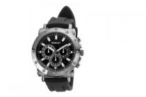 henley horloge zwart