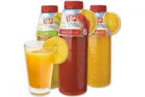 tops fresh vruchtensap