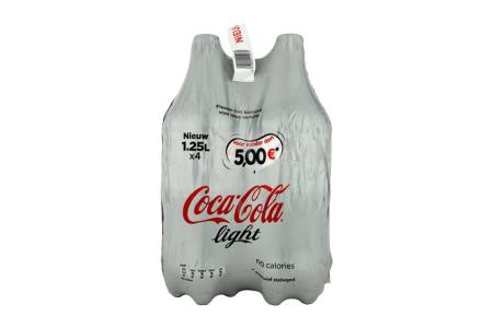 coca cola light 4 pack