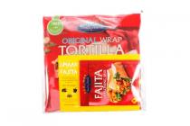 santa maria tortilla met fajita kruidenmix