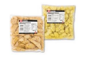 pesto aardappelpartjes