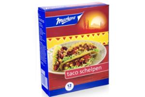 markant taco schelpen