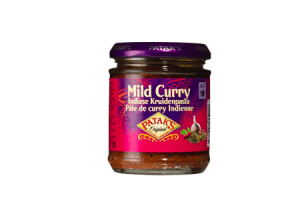 pataks milde curry