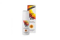 p20 zonnebrandlotion spf 20