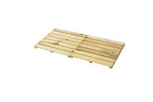 tuintegel geimpregneerd europees hout