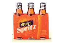 aperol spritz cluster 3 flesjes