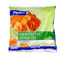 markant aardappelschijfjes