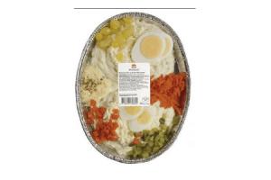 ambachtelijke salade