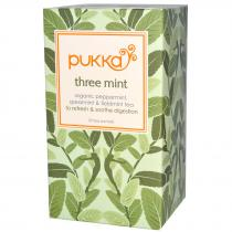 pukka three mint