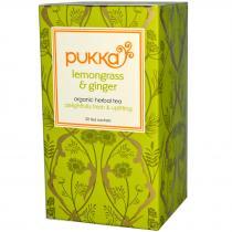 pukka lemongrass  ginger