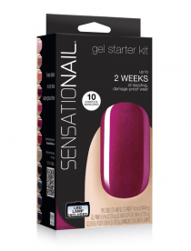 sensationail raspberry wine starterkit