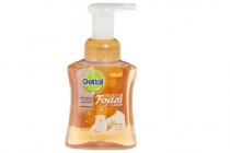 dettol touch of foam soothing honey  milk handzeep