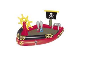 bestway piratenspeelbad met sproeier