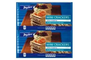 markant mini crackers