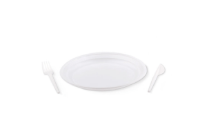 plastic borden plus bestek
