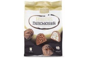 pralines melkchocolade