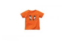 baby oranje t shirt
