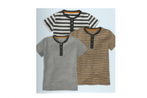 jongesshirt met streepdesign