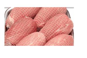 magere varkensrollade