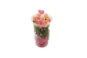 rozen in vaas