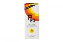 p20 zonbescherming spf 15