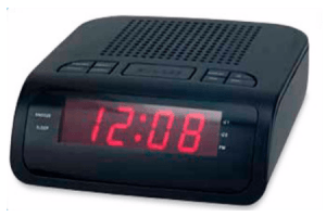digitale wekkerradio