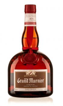orange  cognac liqueur
