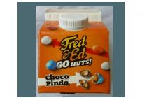 fred  ed go nuts choco pinda