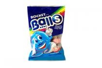 starsweets rocket balls fruitmix zakje