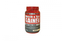 precision engineered muscle  size gainer vanilla