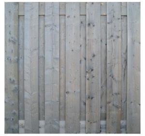 tuinscherm steigerhout geimpregneerd