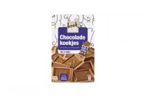 chocolade koekjes melk