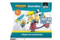 minions knutselbox