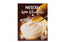nescafe latte vanilla