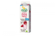 arla biologische drinkyoghurt granaatappel  rood fruit