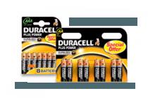 duracall batterijen 8 pak