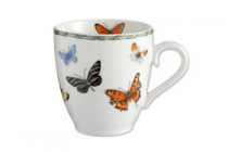 janneke brinkman fruit  flower serie vlinder mokje