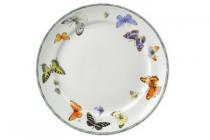janneke brinkman fruit  flower serie vlinder plat bord