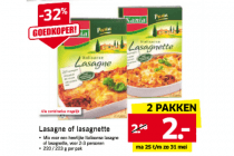 kania pasta lasagne of lasagnette
